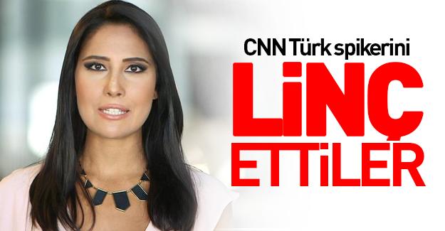 Barbaros Şansal'a tepki gösteren CNN Türk sunucusu linç edildi!