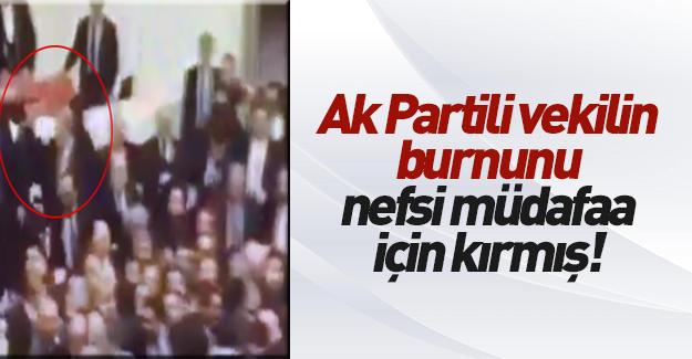 CHP'li Kara: Nefsi müdafaa hakkımı kullandım