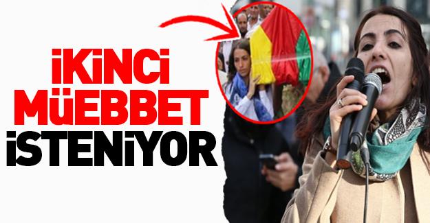 HDP'li 'kaçak' vekile ikinci kez müebbet istemi!