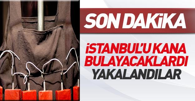 İstanbul'u kana bulayacaklardı…
