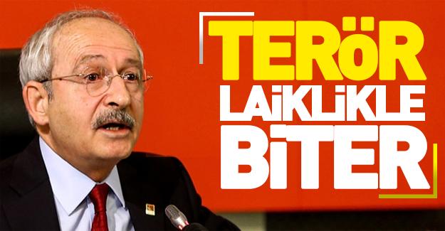 Kılıçdaroğlu'ndan açıklama geldi!