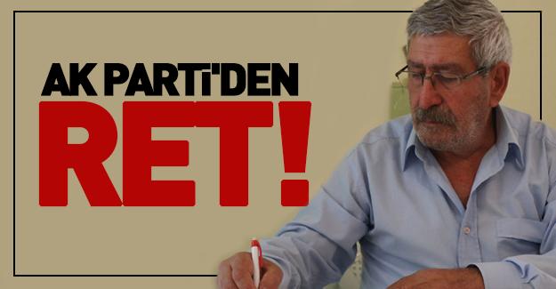Kılıçdaroğlu'nun başvurusuna AK Parti'den ret!