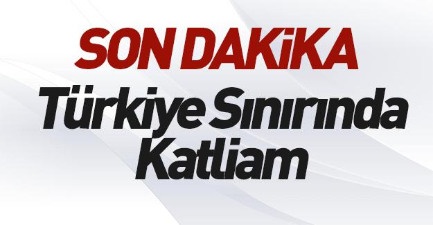Patlama sesi Türkiye'den duyuldu: 60 kişi hayatını kaybetti