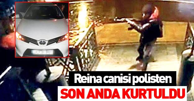 Reina saldırganı polisten 2.kez mi kurtuldu?