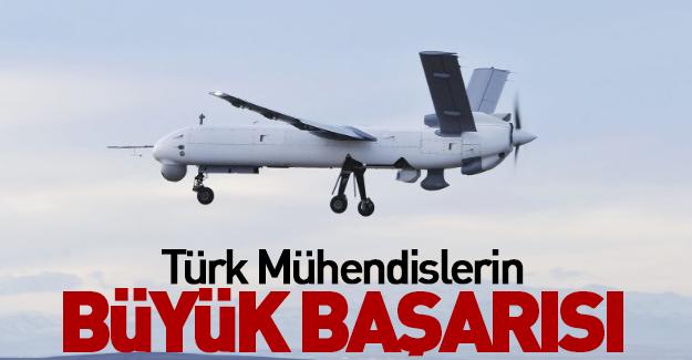 Türk İHA'sı bu sene göreve başlıyor
