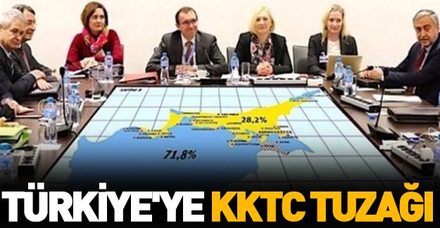 Türkiye'ye KKTC tuzağı!