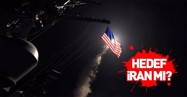 ABD ilk hamleyi yaptı! Hedef İran