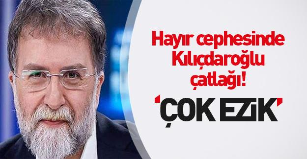 Ahmet Hakan: Kemal Kılıçdaroğlu çok ezik