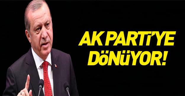 AK Parti'den Nisan sonunda Erdoğan'a üyelik teklifi