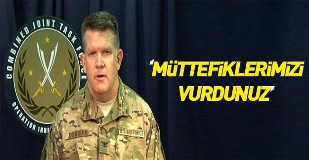 Amerikalı Albay Dorrian: Türkiye bizi geç bilgilendirdi