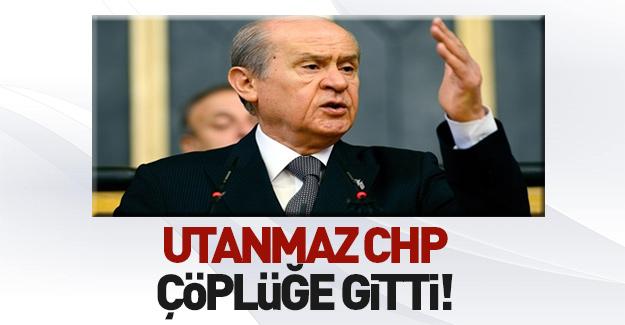 Bahçeli CHP ve Kılıçdaroğlunu yerden yere vurdu