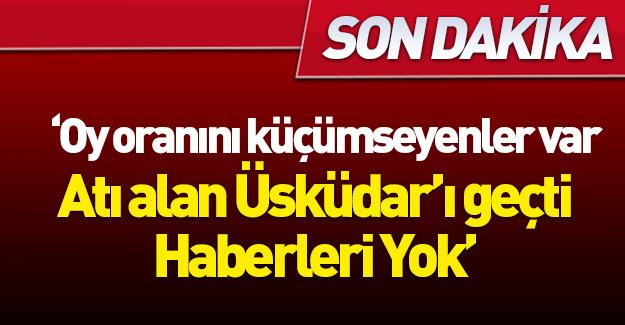 Cumhurbaşkanı Erdoğan'ın referandum sonrası ilk sözleri