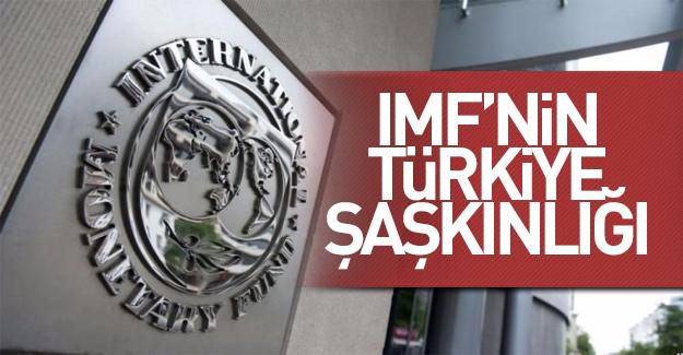 IMF'in Türkiye şaşkınlığı: Beklenmedik şeyler oldu