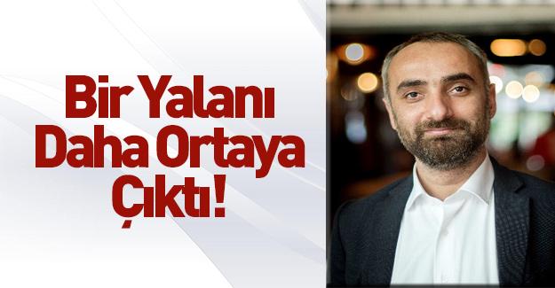 İsmail Saymaz'ın haberi yine yalan çıktı!