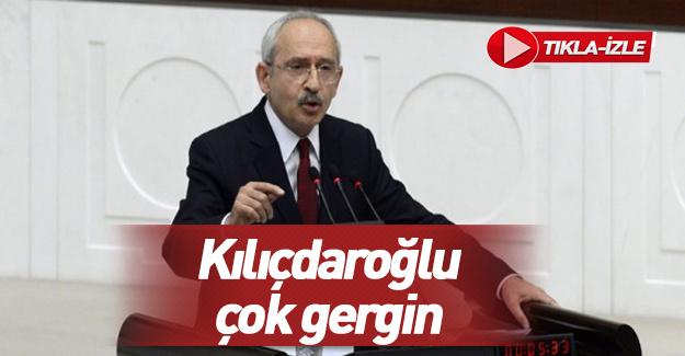 Kemal Kılıçdaroğlu'ndan Meclis'te gergin konuşma