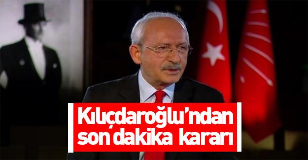 Kılıçdaroğlu'ndan yeni çıkış!