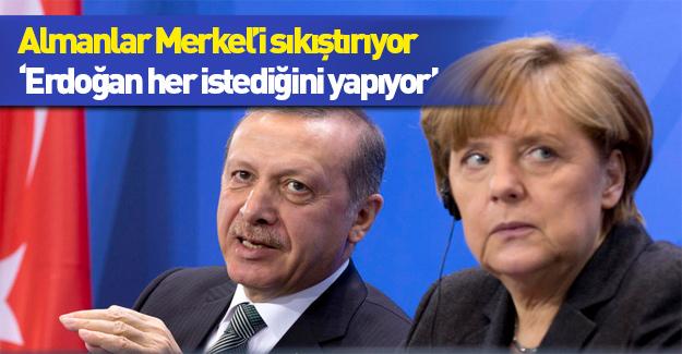 Almanya'da Merkel'e İncirlik baskısı arttı