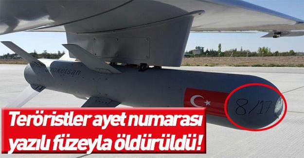 ATAK helikopterinden 20 PKK'lının öldürüldü