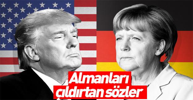 Beyaz Saray'dan Almanya açıklaması