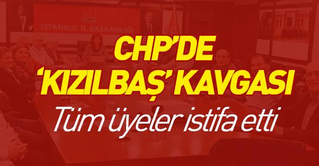 CHP'de 'Kızılbaş' kavgası!