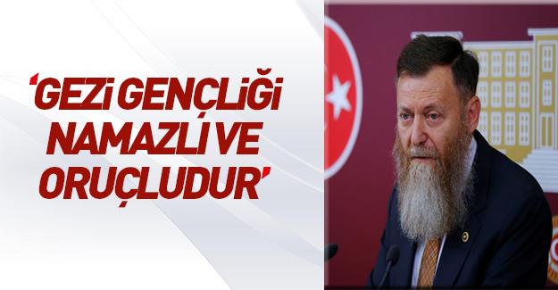CHP'li Aytuğ Atıcı Gezicileri övdü