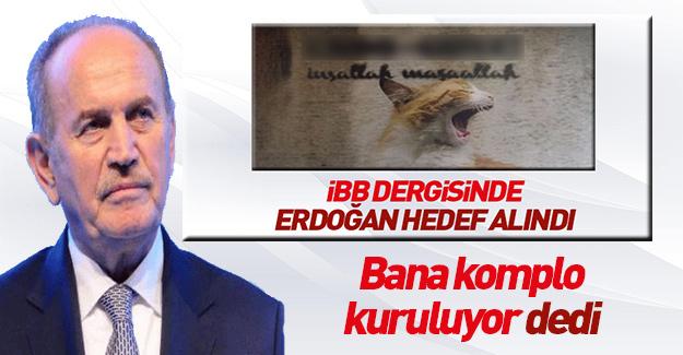 Kadir Topbaş, Erdoğan'a hakaret hata değil 'komplo' dedi