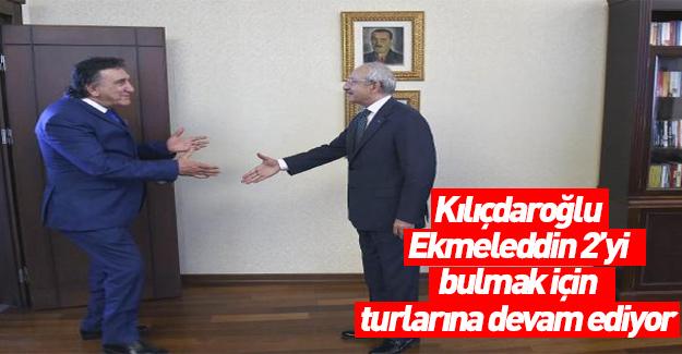 Kılıçdaroğlu yüzde 48'in adayını arıyor!