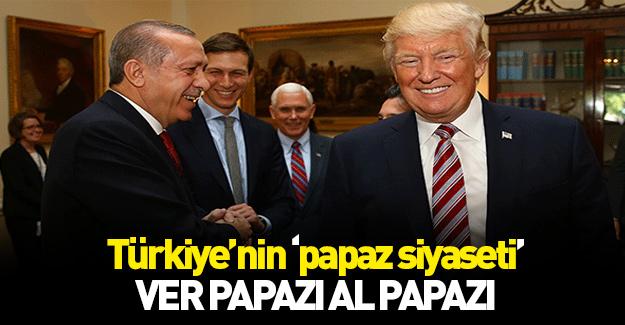 Türkiye'nin papaz siyaseti: Ver Papazı Al Papazı