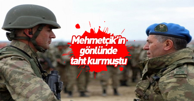 Askerin gönlünde taht kuran şehit general: Aydoğan Aydın