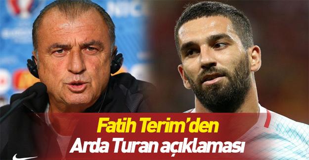 Fatih Terim'in Kosova maçı öncesi basın toplantısı