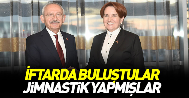 Kılıçdaroğlu ve Akşener ne konuştu? İşte açıklama