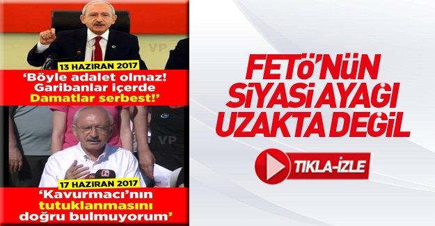 Kılıçdaroğlu yine çark etti!