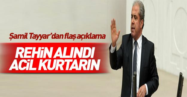 Şamil Tayyar'dan flaş açıklamalar