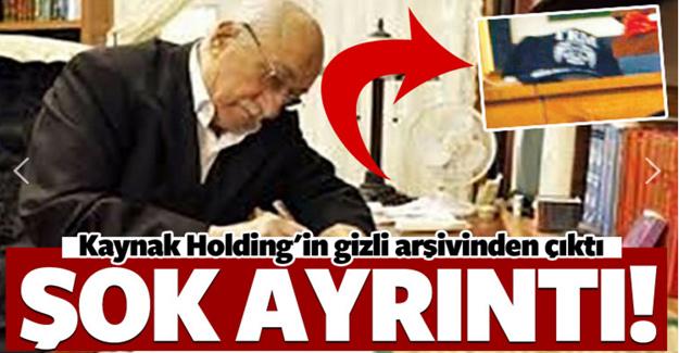 Gülen'in fotoğrafından çıkan şok ayrıntı!
