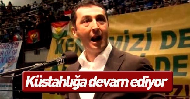 Almanya'nın Cem'inden küstah Türkiye sözleri