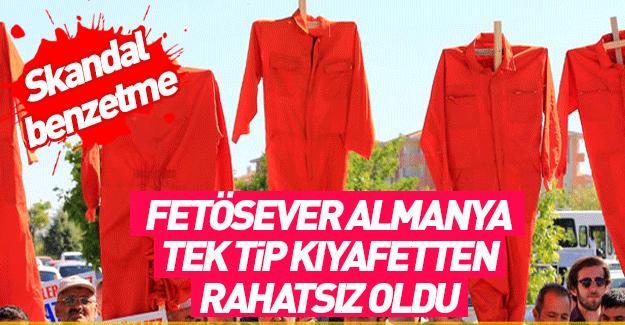 Almanya, Türkiye'nin tek tip kıyafet uygulamasına skandal benzetme