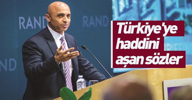 BAE elçisinden Türkiye'ye haddini aşan sözler