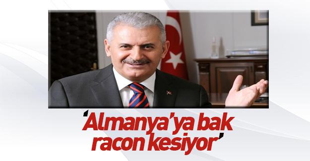 Başbakan Yıldırım'dan cuma namazı sonrası açıklamalar