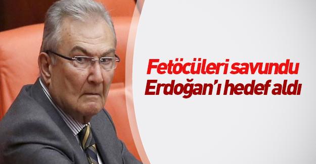 Baykal, Cumhurbaşkanı Erdoğan'ı hedef aldı!