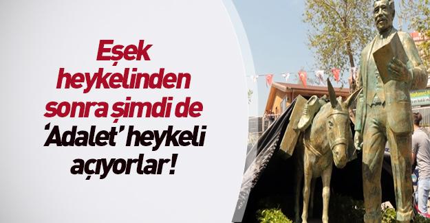 CHP 'Adalet Anıtı' inşa edecek