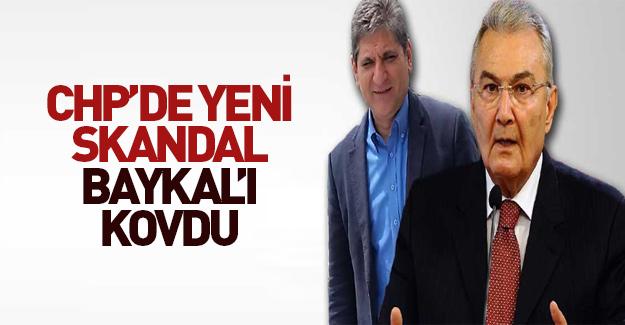 CHP'li Erdoğdu'dan yeni skandal: Baykal'ı kovdu
