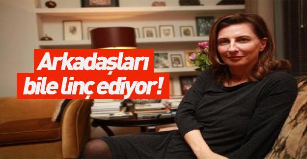 Cumhuriyet yazarları Nuray Mert'e yüklendi