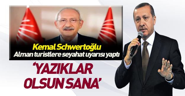 Erdoğan'dan Kılıçdaroğlu'na röportaj tepkisi