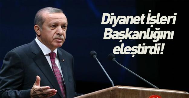 Erdoğan Diyanet'in yaz kampı öğrencilerine seslendi