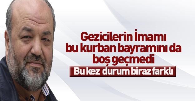 Gezi imamı İhsan Eliaçık'tan FETÖ'cülere destek