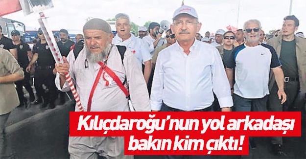 Kılıçdaroğlu'nun yol arkadaşı bakın kim çıktı?