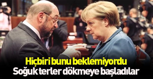 Merkel'in işi artık daha zor