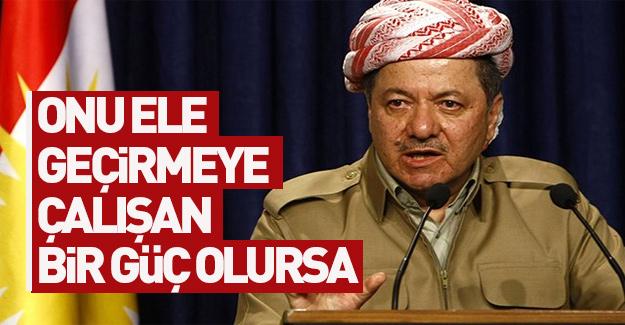 Kerkük Kürt'tür çıkışı!