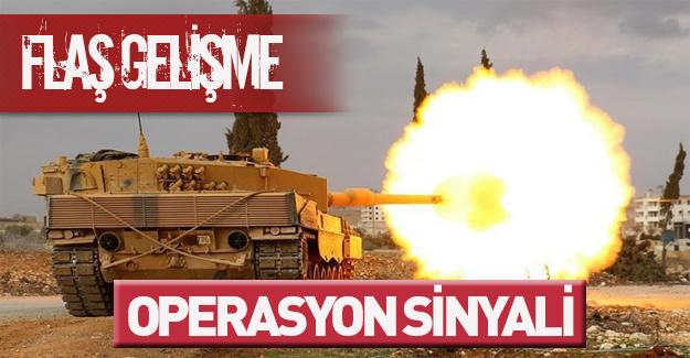 Operasyon kaçınılmaz! Zırhlı birlikler sınırda