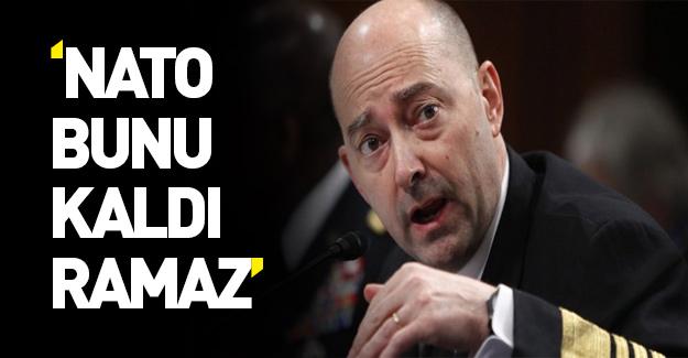 Çarpıcı 'Türkiye' çıkışı: NATO bunu kaldıramaz!